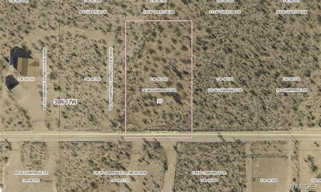 361 W Campanile Drive, Meadview, AZ 86444 (MLS #966493) :: The Lander Team