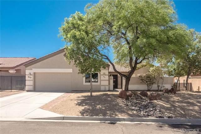 2670 Sanctuary Drive, Bullhead, AZ 86442 (MLS #966627) :: The Lander Team