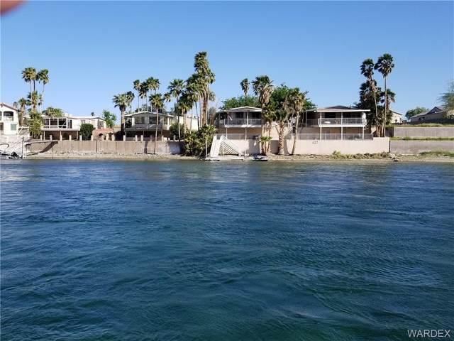 437 Riverfront Drive, Bullhead, AZ 86442 (MLS #966682) :: The Lander Team