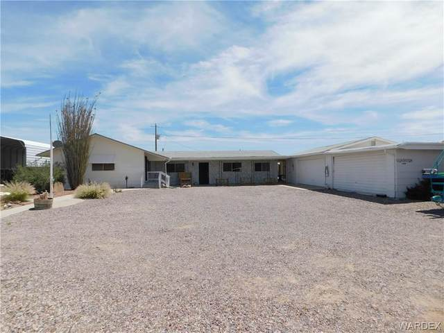 12576 S El Mirage Drive, Topock/Golden Shores, AZ 86436 (MLS #966689) :: The Lander Team