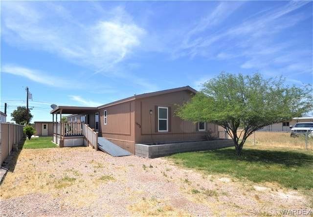 1072 Navajo Drive, Bullhead, AZ 86442 (MLS #966695) :: The Lander Team
