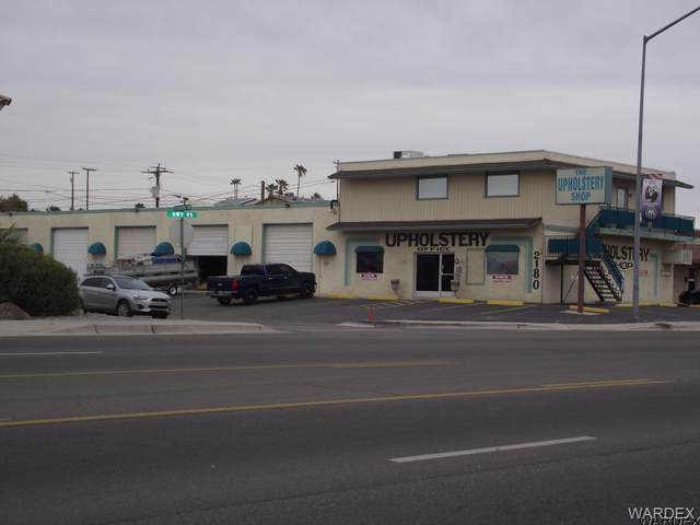 2180 Highway 95, Bullhead, AZ 86442 (MLS #966745) :: The Lander Team
