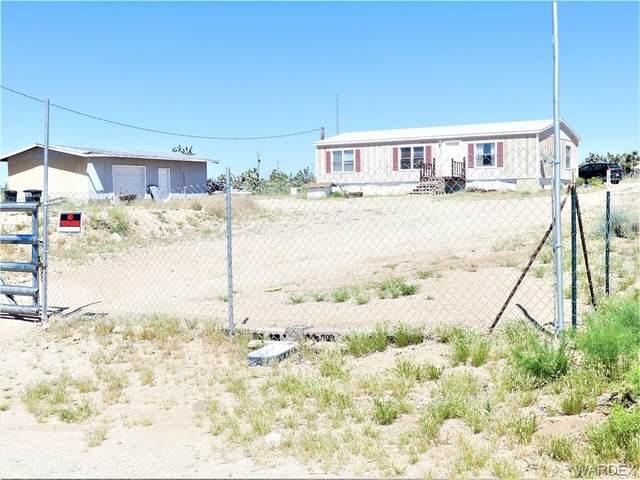 16900 N Knoll Drive, Dolan Springs, AZ 86441 (MLS #966750) :: The Lander Team