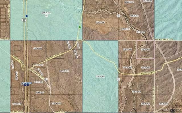 Lot 155 Knight Creek Rd, Kingman, AZ 86401 (MLS #966770) :: The Lander Team
