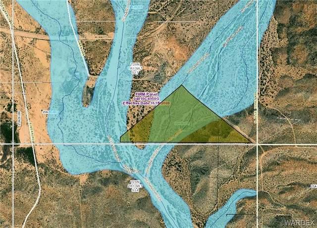 Lot 272 Coffer Ranch Rd, Kingman, AZ 86401 (MLS #966789) :: The Lander Team
