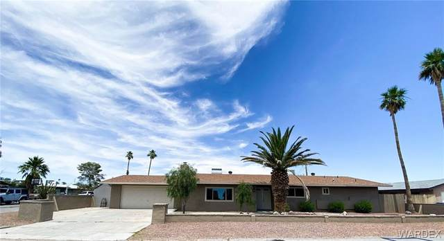 919 San Juan Court, Bullhead, AZ 86442 (MLS #966832) :: The Lander Team