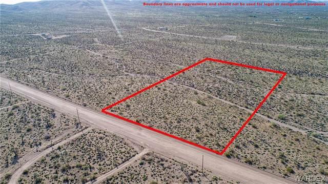 8674 W Mc Grath Drive, White Hills, AZ 86445 (MLS #966877) :: The Lander Team