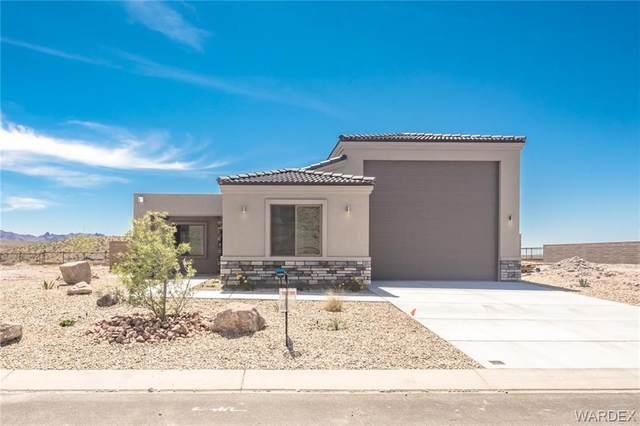 3272 Secret Pass Canyon Drive, Bullhead, AZ 86429 (MLS #966892) :: The Lander Team