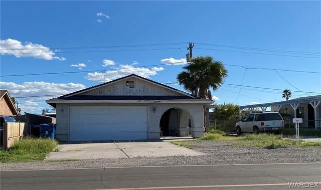 1086 Ramar Road, Bullhead, AZ 86442 (MLS #966898) :: The Lander Team