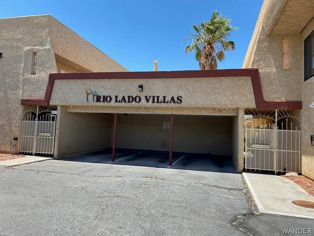 454 Riverfront Drive #212, Bullhead, AZ 86442 (MLS #966921) :: The Lander Team