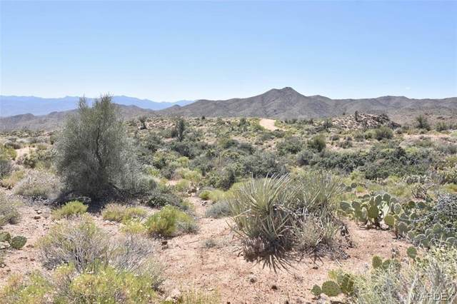 80 Acres Diamond Hitch, Kingman, AZ 86401 (MLS #966935) :: The Lander Team