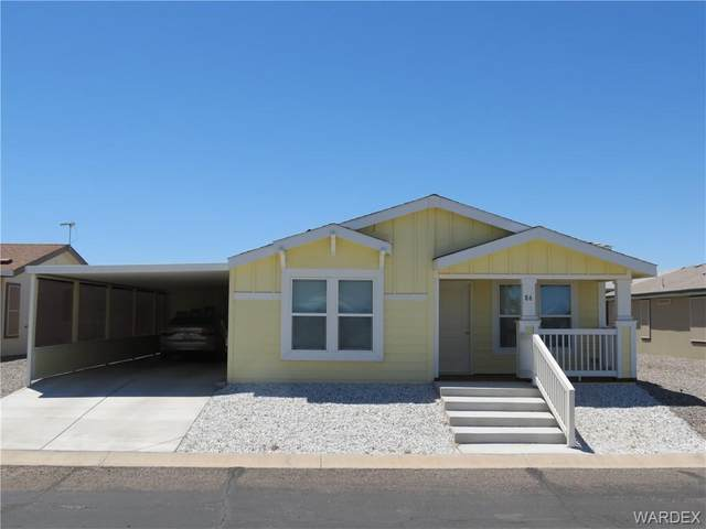 1545 E El Rodeo Rd. #86, Fort Mohave, AZ 86426 (MLS #966942) :: The Lander Team