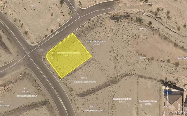 3686 Arroyo Vista Drive, Bullhead, AZ 86442 (MLS #966981) :: The Lander Team