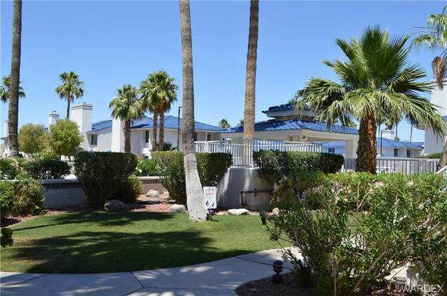 1800 Clubhouse Drive G66, Bullhead, AZ 86442 (MLS #967002) :: The Lander Team