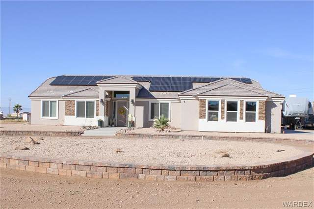 2550 N Apache Drive, Kingman, AZ 86401 (MLS #967006) :: The Lander Team
