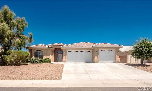 2239 Edgewood Drive, Bullhead, AZ 86442 (MLS #967031) :: The Lander Team