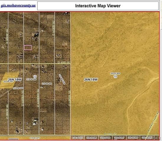 LMRO #15 S-13 LOT 20 N Ladera (Power) Drive, Dolan Springs, AZ 86441 (MLS #967044) :: The Lander Team