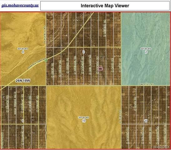 LMRO #12 SEC- 03 LOT N Remuda Drive, Dolan Springs, AZ 86441 (MLS #967046) :: The Lander Team