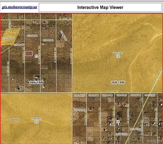 LMRO #15 SEC 13 LOT  Ladera Drive, Dolan Springs, AZ 86441 (MLS #967048) :: The Lander Team