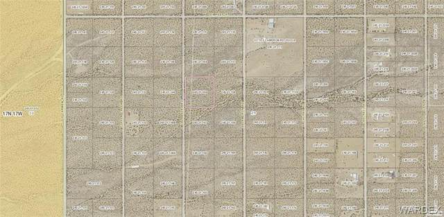 Lot 14 S Calabasa Rd, Yucca, AZ 86438 (MLS #967103) :: The Lander Team