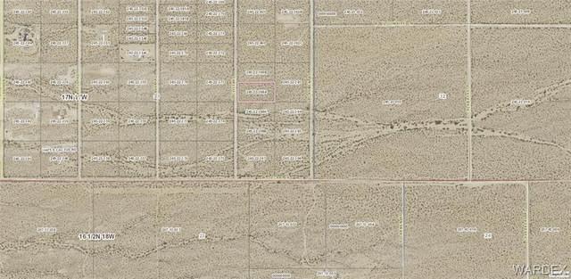 S2 of 11 S Clife Rd, Yucca, AZ 86438 (MLS #967104) :: The Lander Team