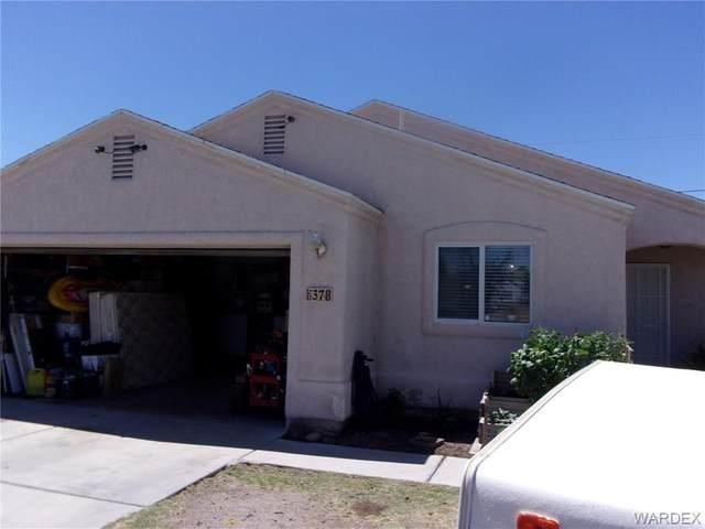 378 Harbor Drive, Bullhead, AZ 86442 (MLS #967111) :: The Lander Team