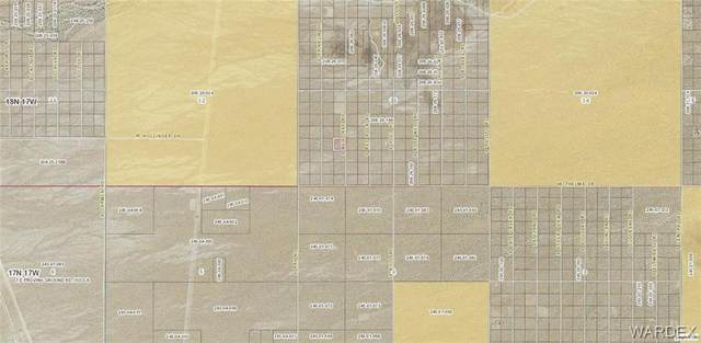 Lot 5 S Red Lake Rd, Yucca, AZ 86438 (MLS #967120) :: The Lander Team