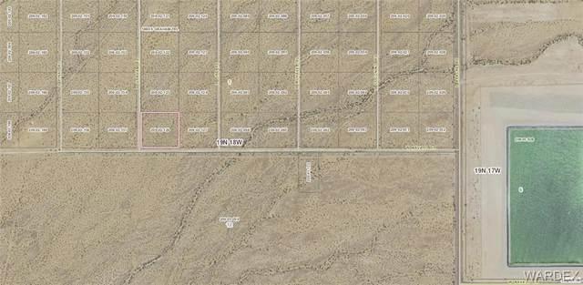 Lot 127 S Graham Rd, Golden Valley, AZ 86413 (MLS #967123) :: The Lander Team