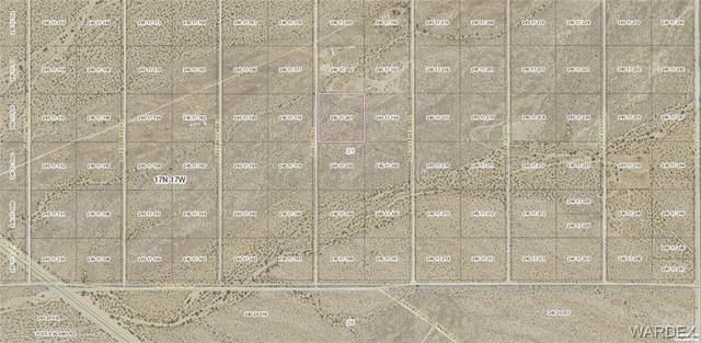 Lot 12 S Roll Rd, Yucca, AZ 86438 (MLS #967125) :: AZ Properties Team   RE/MAX Preferred Professionals