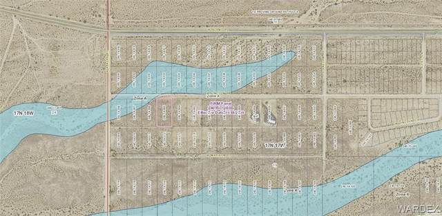Lot 6 W Lincoln St, Yucca, AZ 86438 (MLS #967127) :: AZ Properties Team | RE/MAX Preferred Professionals