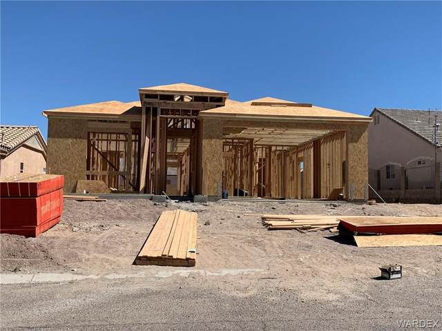 2073 E Crystal Drive, Fort Mohave, AZ 86426 (MLS #967142) :: The Lander Team
