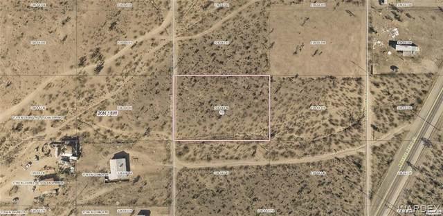 Lot 358 N Lomila Dr, Dolan Springs, AZ 86441 (MLS #967148) :: The Lander Team