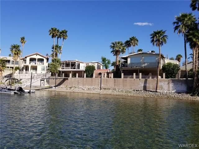 441 & 445 Riverfront Drive Drive, Bullhead, AZ 86442 (MLS #967176) :: The Lander Team