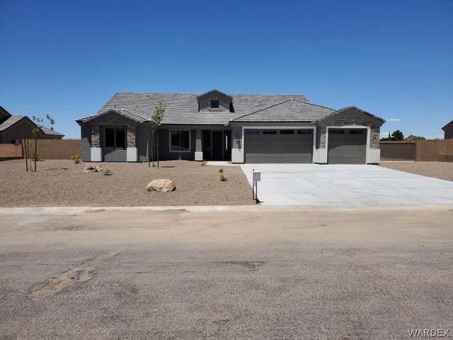 4253 Gemstone Avenue, Kingman, AZ 86401 (MLS #968193) :: The Lander Team