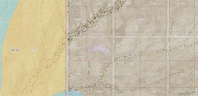 Lot 1 W Voss Rd, Yucca, AZ 86438 (MLS #968194) :: The Lander Team