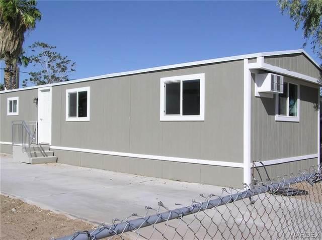 759 Malibu Drive, Bullhead, AZ 86442 (MLS #968227) :: The Lander Team