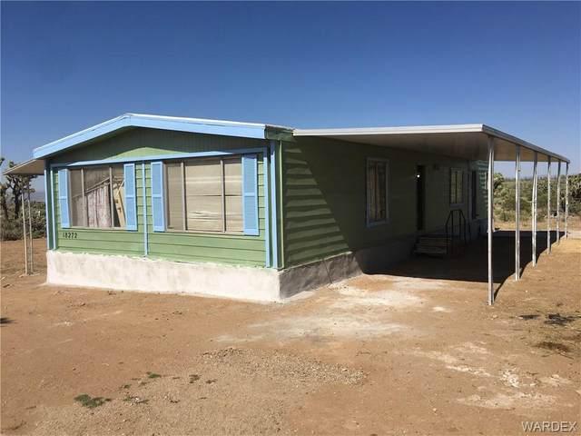 18272 N Peach Drive, Dolan Springs, AZ 86441 (MLS #968230) :: The Lander Team