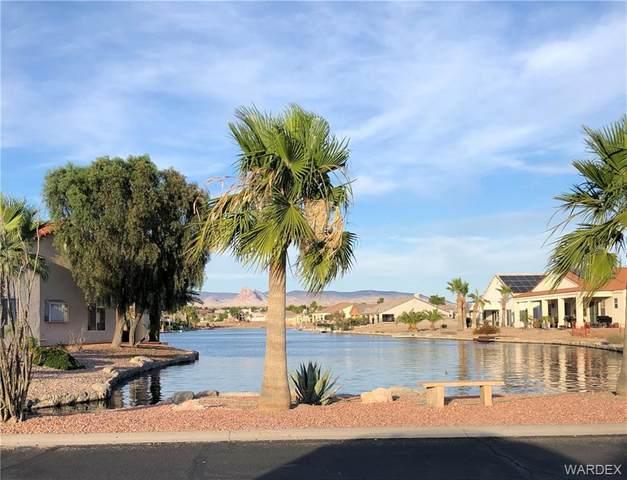 6051 S Lago Grande Drive, Fort Mohave, AZ 86426 (MLS #968234) :: The Lander Team