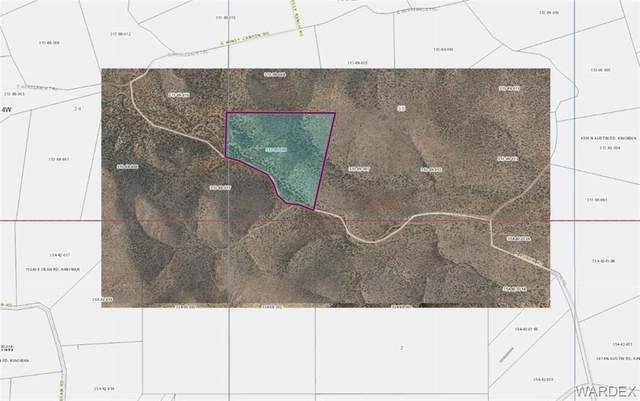 Parcel 622 E. Windy Canyon, Kingman, AZ 86401 (MLS #968263) :: The Lander Team