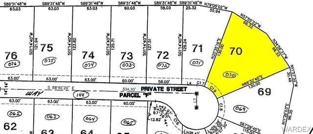 3331 Blacksmith Way, Bullhead, AZ 86429 (MLS #968266) :: The Lander Team