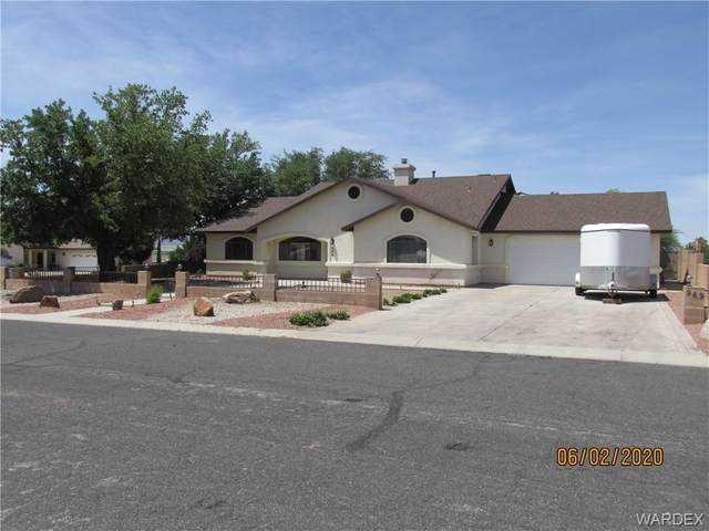 949 Mountain Trail Drive, Kingman, AZ 86401 (MLS #968286) :: The Lander Team