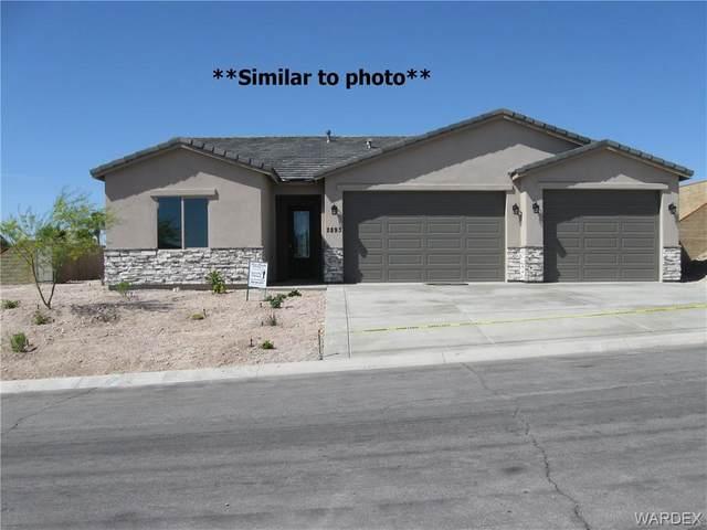 2861 Steamboat Drive, Bullhead, AZ 86429 (MLS #968290) :: The Lander Team