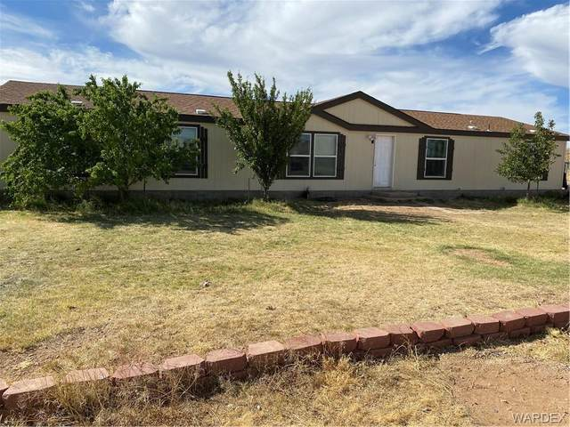 8728 E Country Road, Kingman, AZ 86401 (MLS #968326) :: The Lander Team