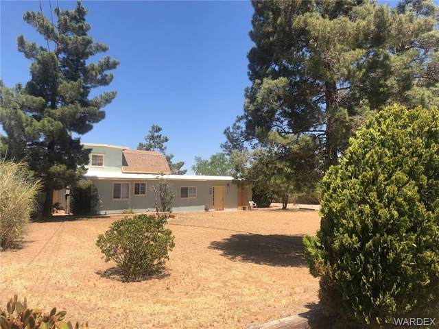 4425 N Baker Drive, Kingman, AZ 86409 (MLS #968407) :: The Lander Team