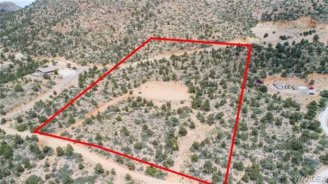 000 Saddle Tree Court, Kingman, AZ 86401 (MLS #968409) :: The Lander Team