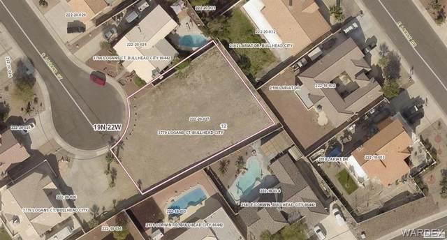 3770 Logans Court, Bullhead, AZ 86442 (MLS #968463) :: The Lander Team
