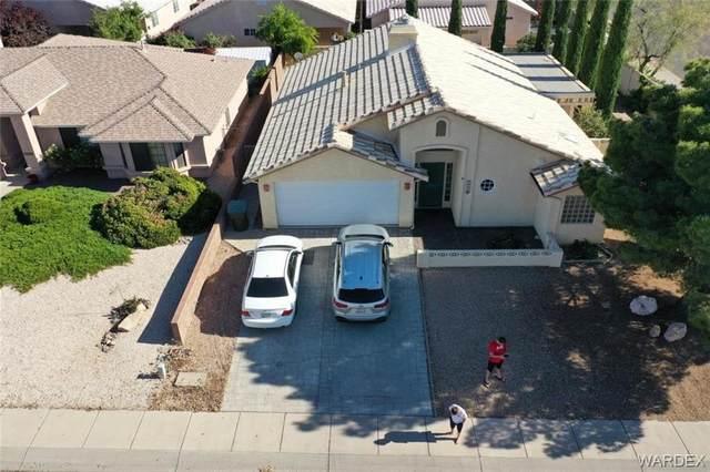 3064 N Cherri Circle, Kingman, AZ 86401 (MLS #968481) :: The Lander Team
