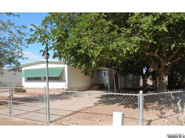 7811 S Quail Drive, Mohave Valley, AZ 86440 (MLS #968602) :: The Lander Team