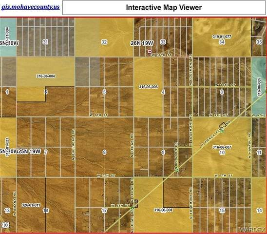 LMRO #5B S-33 LOT 43 Colorado, Dolan Springs, AZ 86441 (MLS #968606) :: The Lander Team