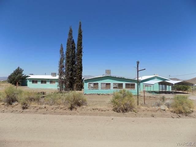 15805 N Ironwood Drive, Dolan Springs, AZ 86441 (MLS #968607) :: The Lander Team